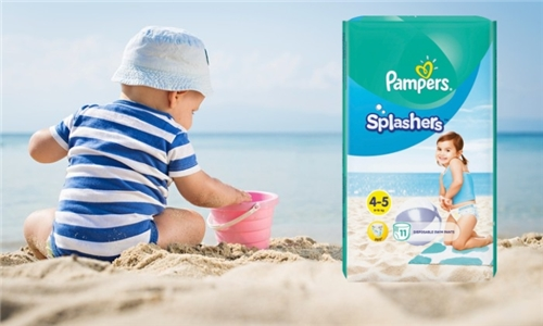 Collect or Delivery: 3 Packs of Pampers Splashers Swim Pants at Discount Cash and Carry