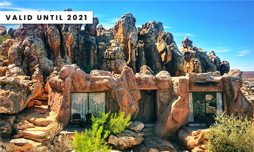 Cederberg: Family Stay for up to Four Including 1-Night Stay with Breakfast, Pizza Lunch, Dinner and Activities at Kagga Kamma Nature Reserve