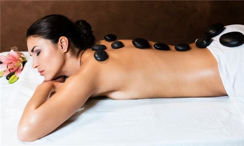 120-Minute Pamper Package with Light Lunch from Royal Mountain Pamper Spa