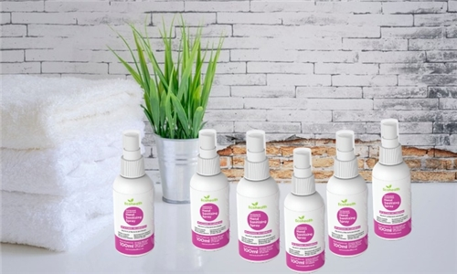 6 x 100ml Eco-Friendly Natural Sanitizer Including Delivery from Ecohealth