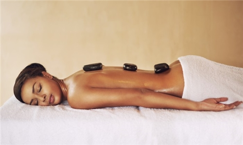 60-Minute Full Body Hot Stone Massage from Mangako Beauty & Health Spa