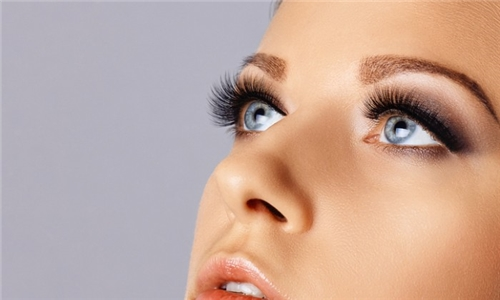 Full Set of Eyelash Extensions Including 2-Week Fill & Brow Shape and Tint from Preshy Beauty Therapist