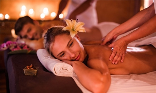 The Ultimate Couples Spa Package from La Vita Spa at The Palace Hotel Durban