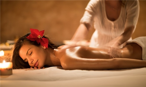 80-Minute Full Body Hot Stone or Swedish Massage at All Wellness Spa