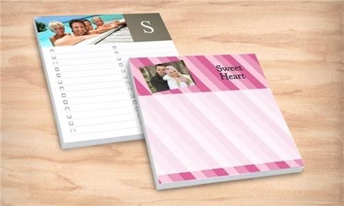 Design 2 x A5 Notepads with Printstagram