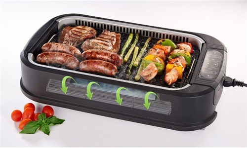 Milex Power Tech Smokeless Grill Including Delivery