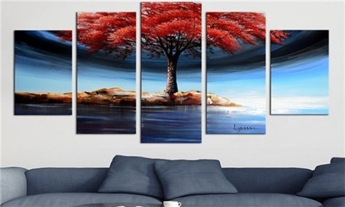 Personalised 16 Panels (200x200) Canvas Print with Printstagram