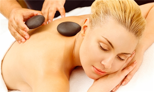 60-Minute Full Body Hot Stone Massage with Facial from Mind Body and Soul Day Spa