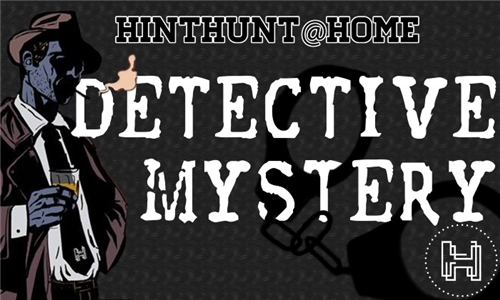HintHunt – Online Detective Mystery