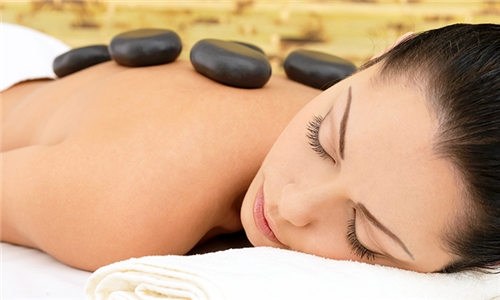 Couples Full Body Massage with Hot Stones at Imbali Spa