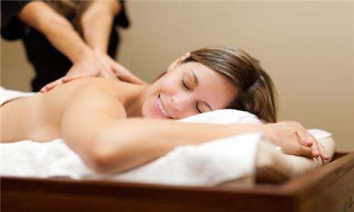 Full body Swedish massage incorporating CBD oil