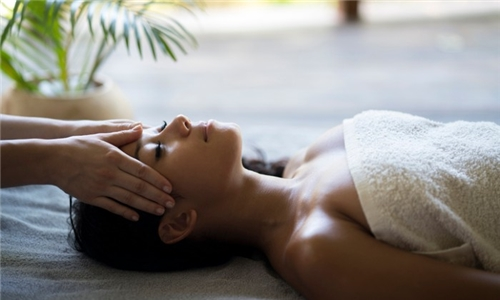 Indian Head Massage with Milk & Honey Pedicure from Spa Rejuvenesce