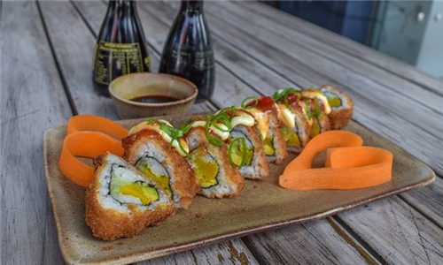 Pick-Up: 26-Piece Sushi Platter from Active Sushi on Bree