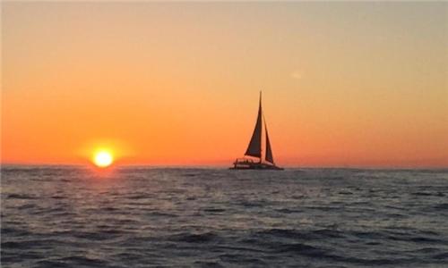 Mirage Sunset Cruise