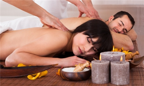 Full Body Massage, Manicure and Pedicure with Optional Indian Head Massage at Westwood Beauty Spa