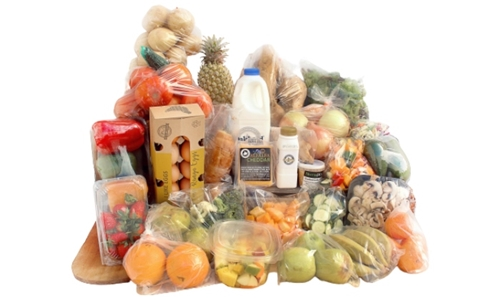 Huge Family Combo Box of Fruit and Veggies and Diary Including Delivery from Freshly Delivered