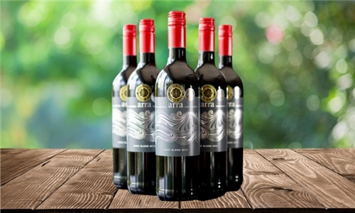 Pick-Up or Delivery: 6 or 12 x Bottles of 2013 Cape Blend from Arra Vineyards