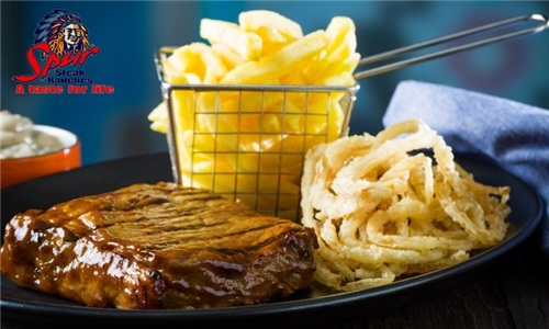 3-Course Dining Experience at Rodeo Spur Steak Ranch, Claremont
