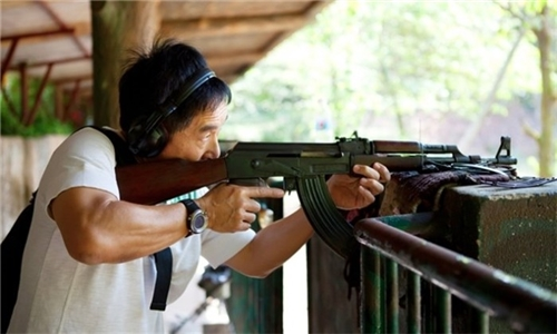 Outdoor Shooting Range Experience with 25 Rounds at AJ Running Guns