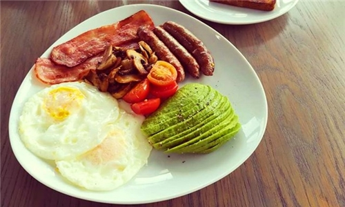 Choice of All-Day Breakfast from Hooked on Food