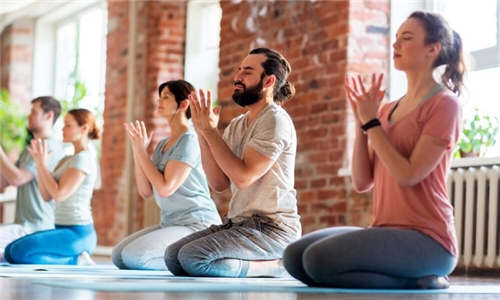 Online Course: Yoga Training - Advanced Diploma from Academy for Health & Fitness