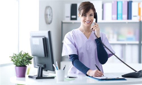 Online Course: Professional Telephone Receptionist from Academy for Health & Fitness