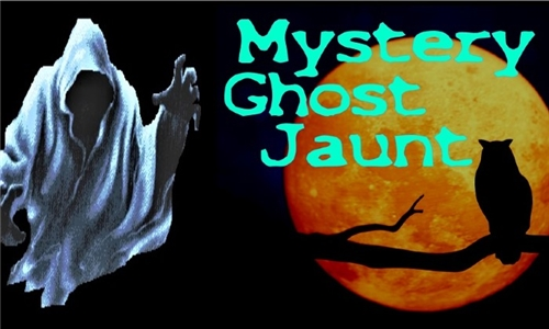 1 x Ticket to Mystery Ghost Jaunt, Cape Town