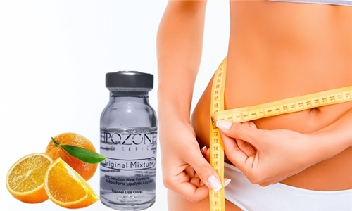 10 or 20 x Lipozone Skin Tightening & Anti-Cellulite Cocktail Injections from Somatic Zone Slimming and Beauty Clinic