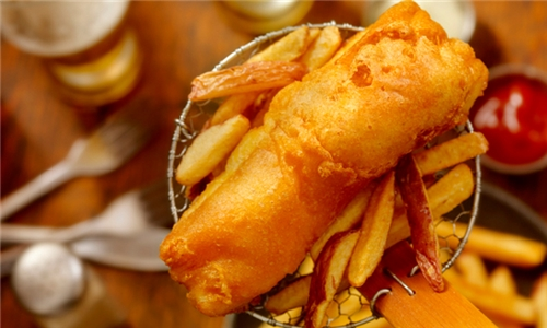 2 x Beer Battered Hake with a Choice of 2 x Sides at Ziggy's Rock & Reggae Bar