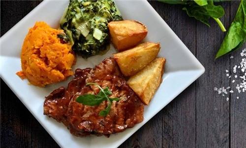 2-Course Meal – Main & Dessert at Bonamia
