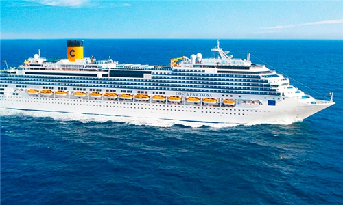2021 Luxury Cruise: 10-Night Spain, Italy, France, Portugal, Gibraltar Cruise for Two Aboard the Costa Fascinosa