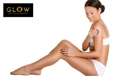8 x Full Body Hair Removal Sessions from Glow Beauty & Medispa