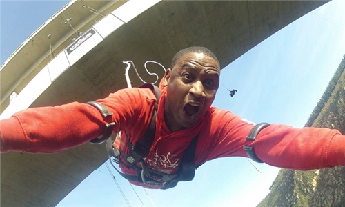 Bungy Jump Experience at Africa's Tallest Bridge with Face Adrenalin Bungy