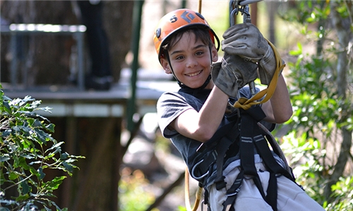 Canopy Tour Experience from Stormsriver Adventures