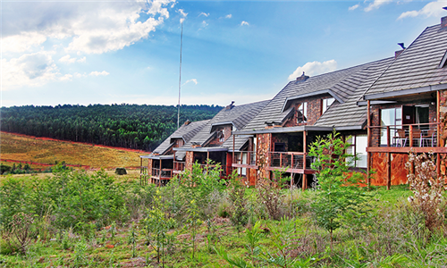 Crystal Springs Mountain Lodge: 3 to 7-Night Stay for up to Four