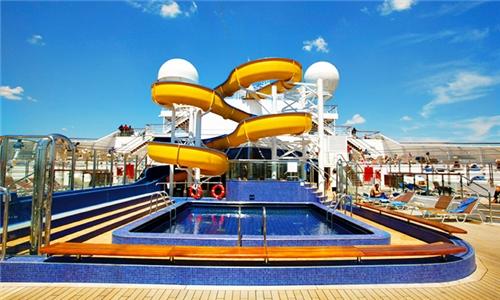2021 Luxury Cruise: 7-Night Italy, Croatia, Montenegro, Greece Cruise for Two Aboard the Costa Fortuna