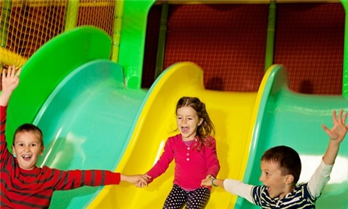 Full-Day of Play with Arts & Crafts for One or Two Children at Funky Frogs, Port Elizabeth