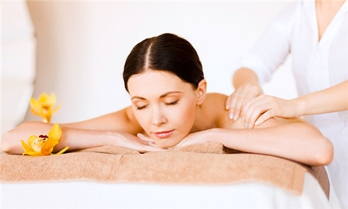 60-Minute Luxury Full Body Massage from The Sunshine Studio