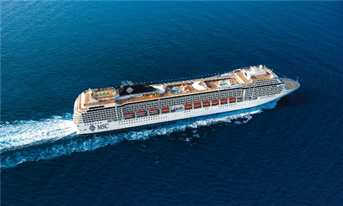 1st March 2021: 4-Night Durban to Mozambique, Durban Cruise for Two Adults Aboard the MSC Orchestra