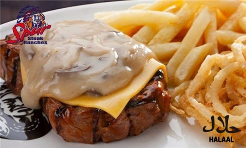 2-Course Meal: Choice of Starter and Main Meal at Rodeo Spur Steak Ranch, Claremont