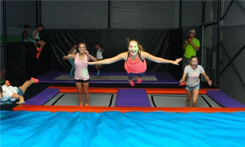 1-Hour Open Jump Session at J4F Entertainment Centre