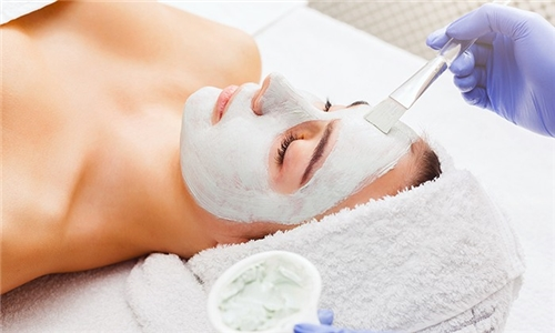 Derca Facial with Optional Massage and Reflexology at French Clinic