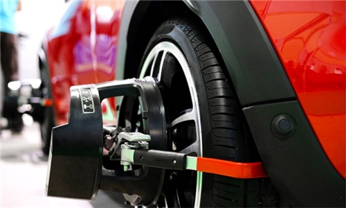 Wheel Alignment for One Vehicle from Jet Park Mag Repairs
