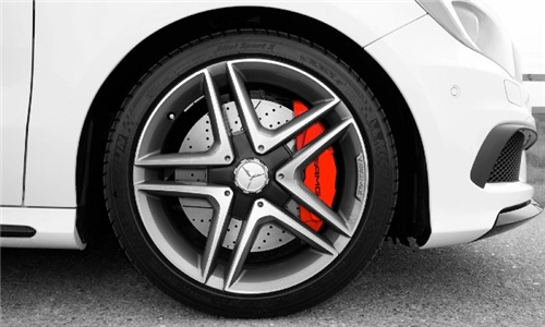 Full Set of Rims Repair and Paint for One Car from Lanseria Autobody
