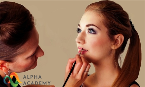 Online Course: Beauty Technician: Makeup, Nail & Eyelash Extension from Alpha Academy