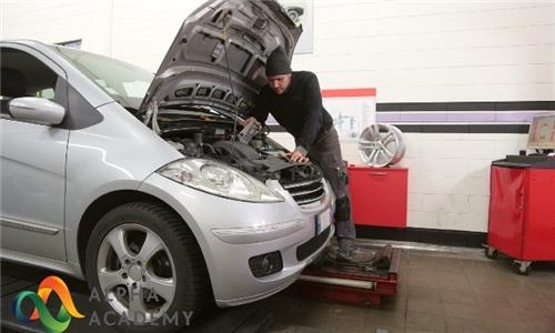 Online Course: Car Mechanic from Alpha Academy