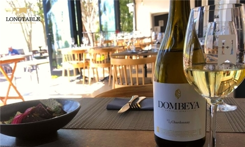 3-Course Dining Experience with Glass of Wine at The Longtable Restaurant, Haskell Vineyards