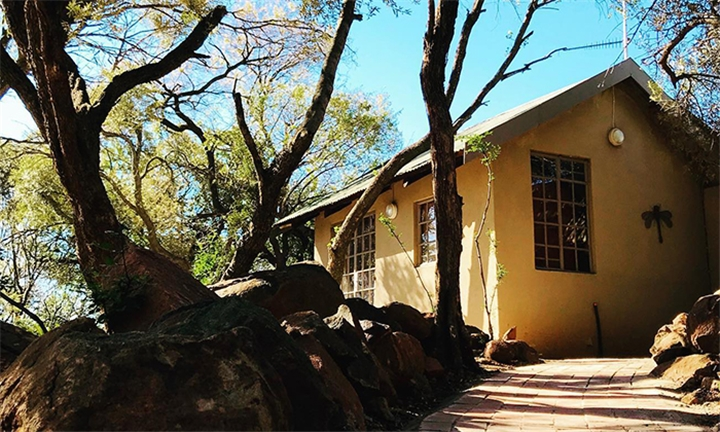 Magaliesburg: 1 or 2-Night Anytime Stay for up to Four Incl Breakfast at Kruger Ranch