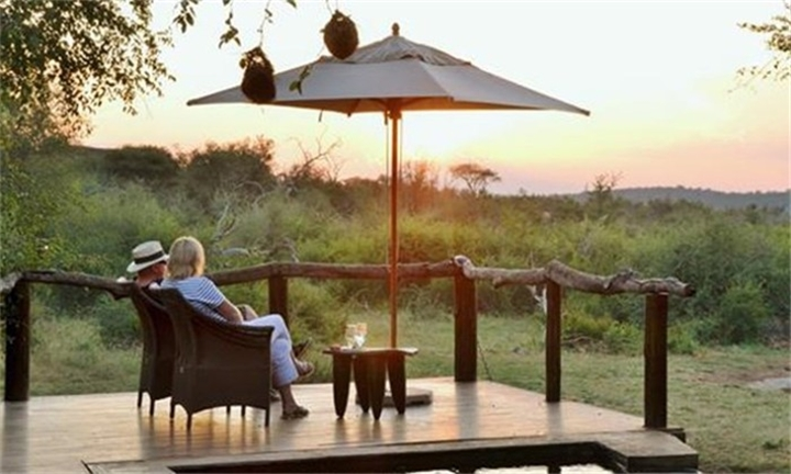 North West: 2-Night Stay for Two Including Meals, Game Drives and More at Motswiri Private Safari Lodge 5-Star lodge