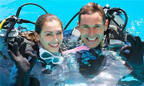 Scuba Dive Experience with Scuba Crew